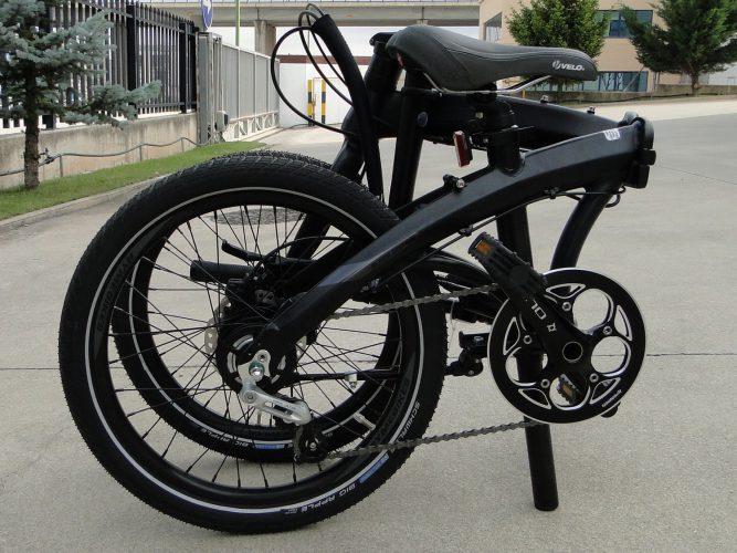 Ryme Bikes Black Edition Detalle 1