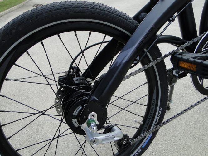 Ryme Bikes Black Edition Detalle 2