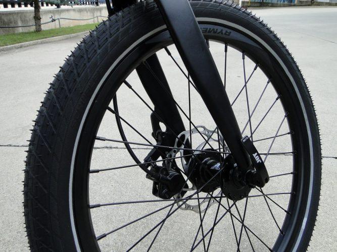 Ryme Bikes Black Edition Detalle 4