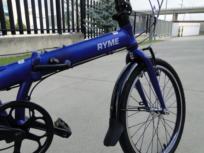 Ryme Bikes Citizen Detalle 3