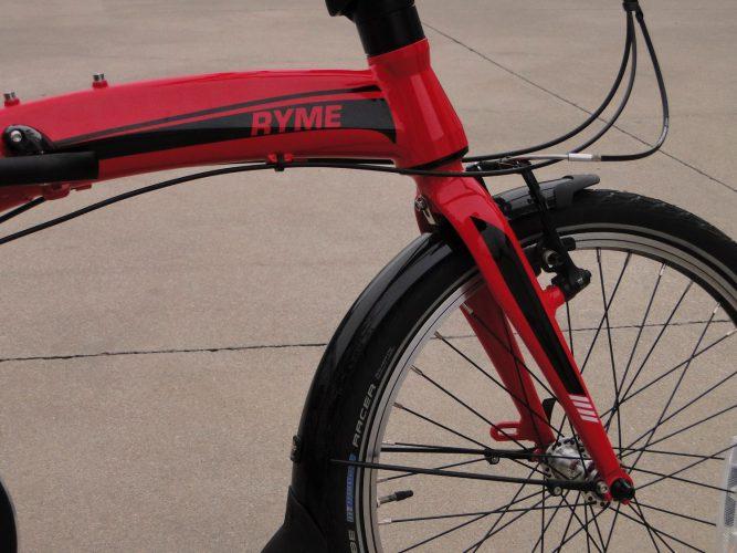 Ryme Bikes City Detalle 3