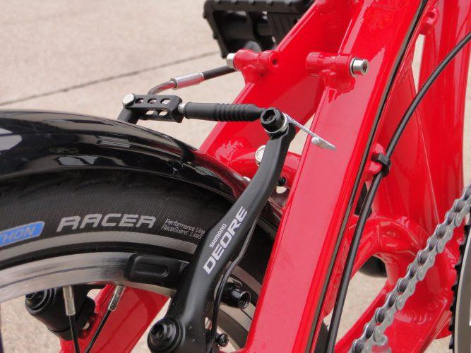 Ryme Bikes City Detalle 4
