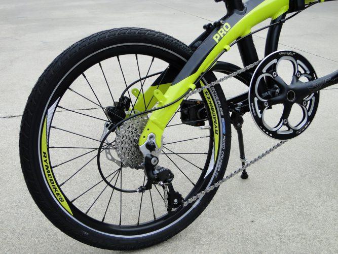 Ryme Bikes Pro Detalle 1