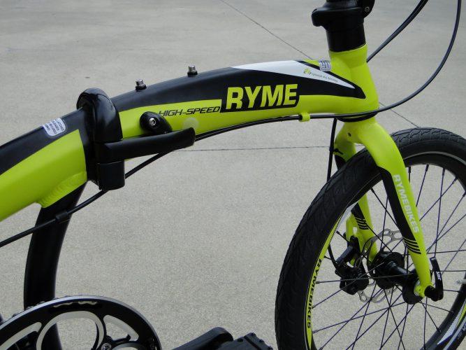 Ryme Bikes Pro Detalle 2