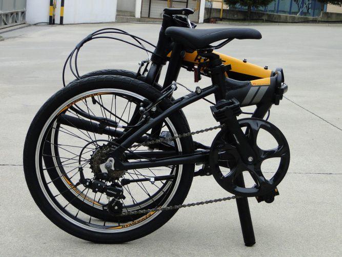 Ryme Bikes Street Detalle 1