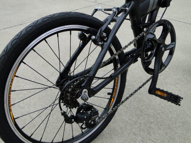Ryme Bikes Street Detalle 2
