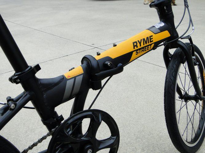 Ryme Bikes Street Detalle 3