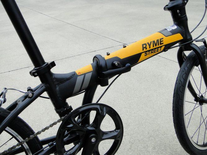 Ryme Bikes Street Detalle 4