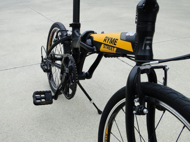 Ryme Bikes Street Detalle 5