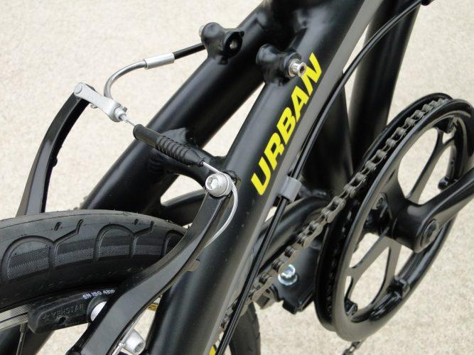Ryme Bikes Urban Detalle 1