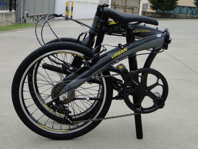 Ryme Bikes Urban Detalle 2