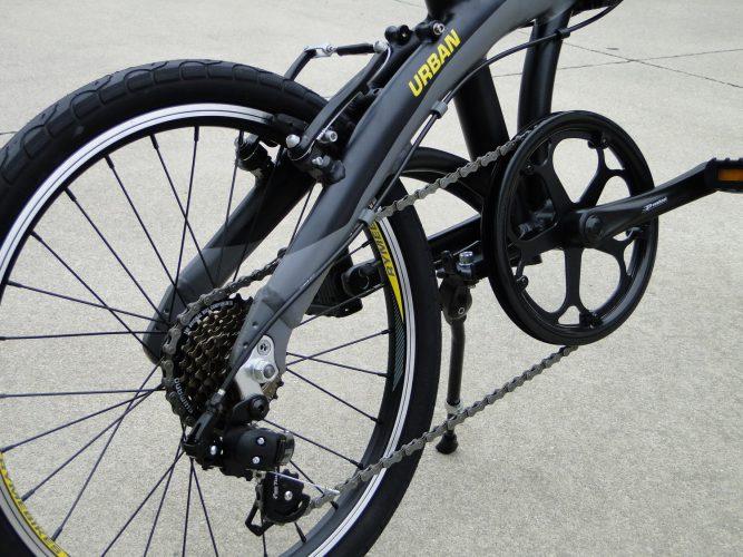 Ryme Bikes Urban Detalle 3