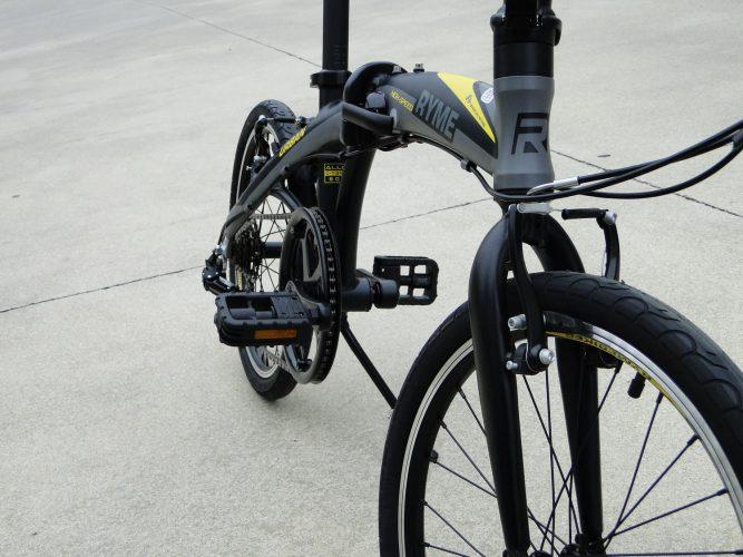 Ryme Bikes Urban Detalle 4