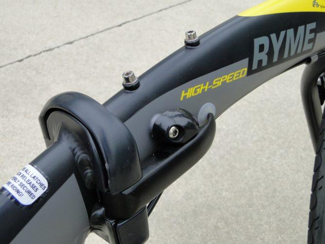 Ryme Bikes Urban Detalle 6