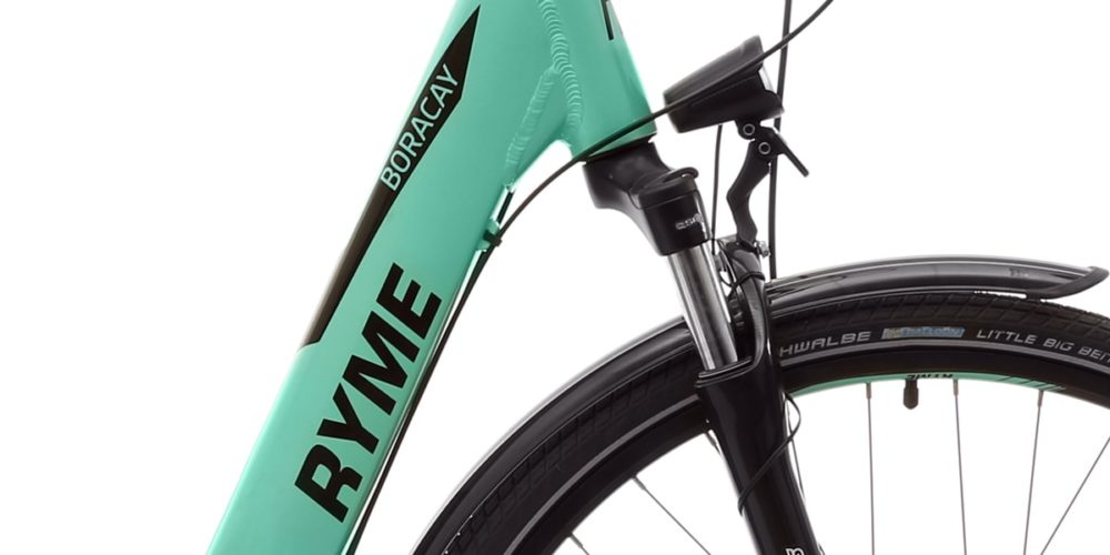 Ryme Bikes Boracay
