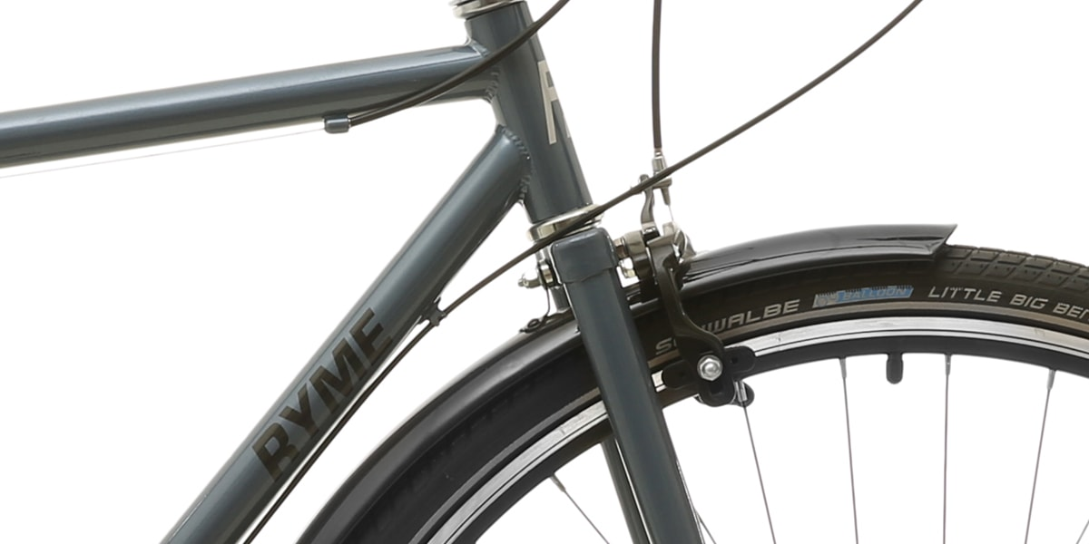 Bicicleta de ocio SoHo – Ryme Bikes