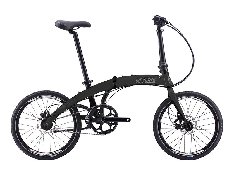 Ryme Bikes Black Edition